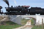 NW 475 on the new bridge